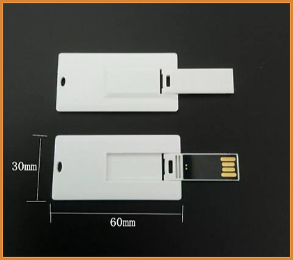 D2 -- Small USB Card Flash Memory