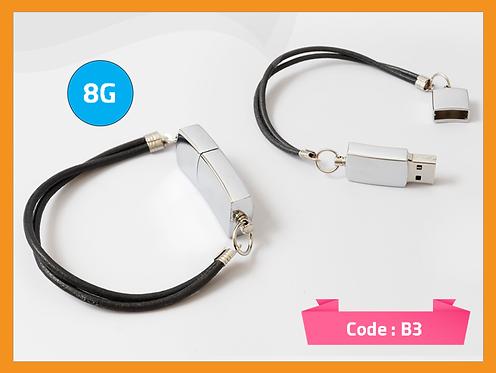 B3 -- USB Flash Bracelet