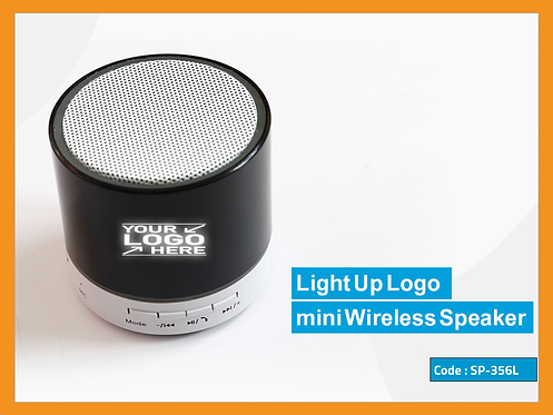 SP-356-L -- Light-Up Speaker