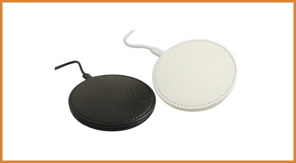 WIC-1 -- Leather Wireless Charger