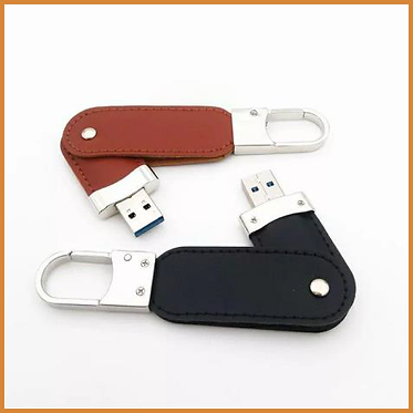 Z5 -- Leather USB Flash Memory
