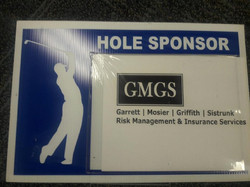 GMGS golf sign