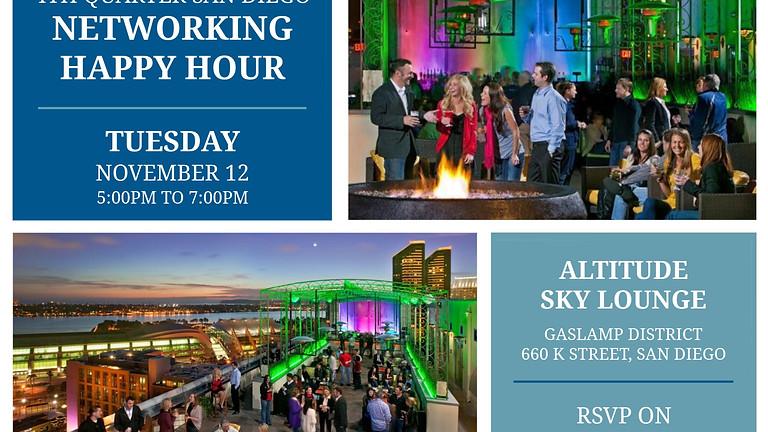 San Diego Networking Happy Hour