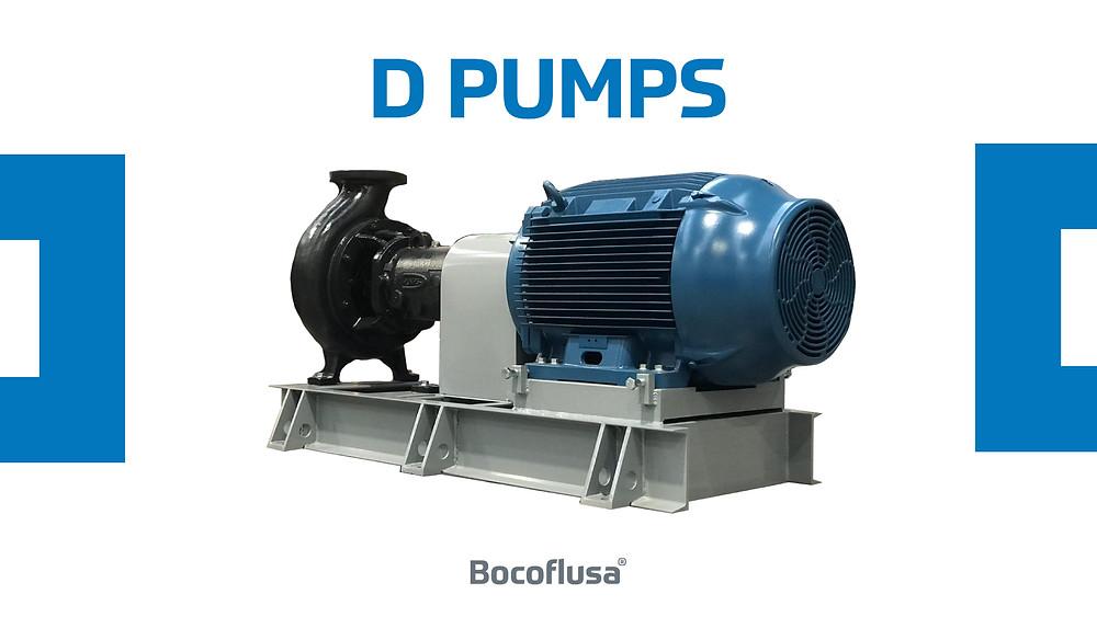 Equipo de bombeo D Pumps