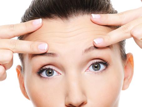 Arrugas, aprende a identificar sus tipos