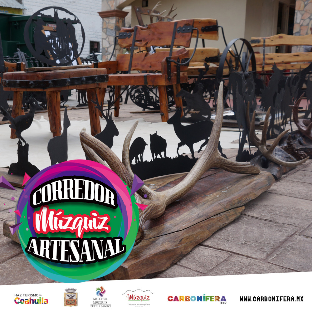 Corredor Artesanal Múzquiz
