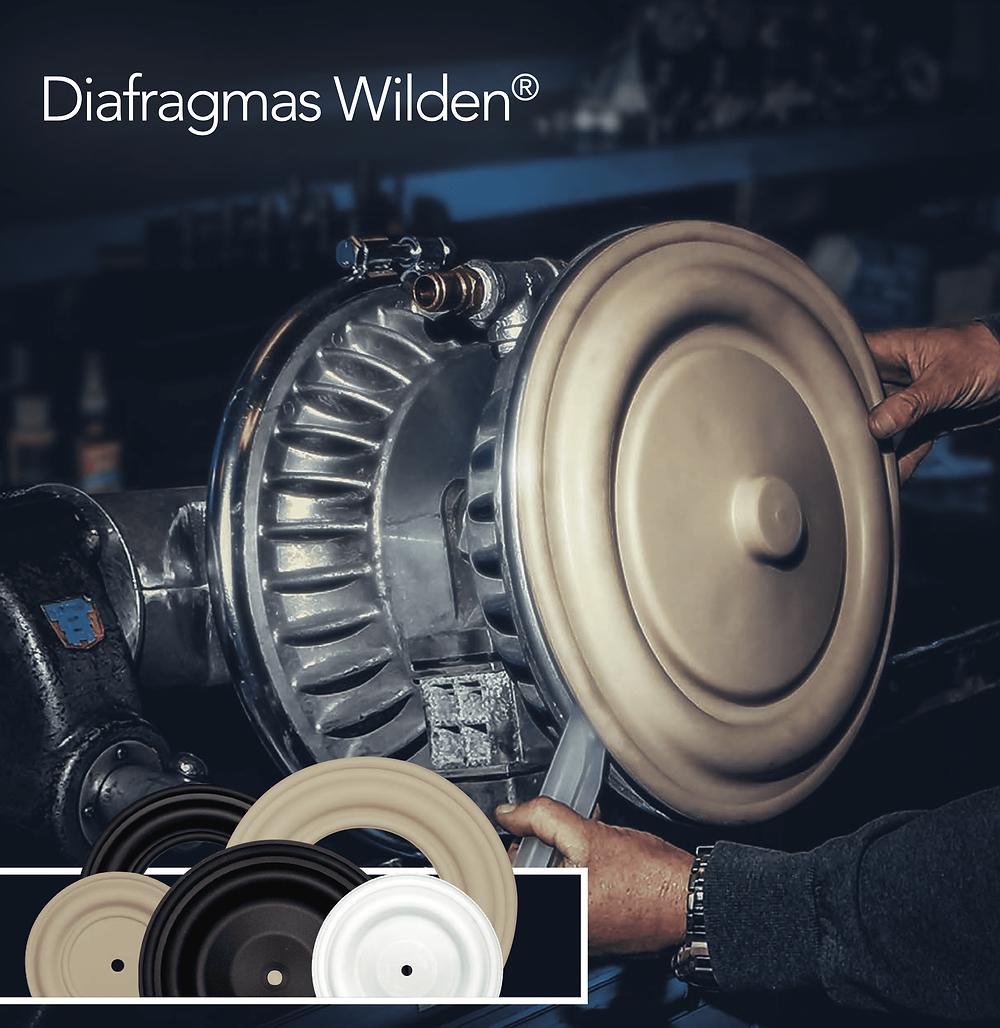 Diafragmas Wilden