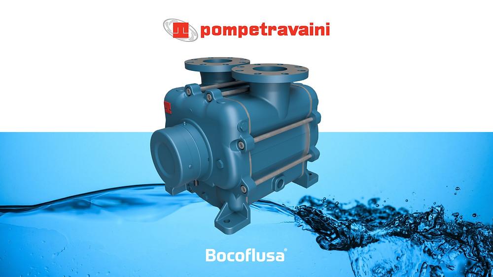 Bomba Pompetravaini SERIE TRV