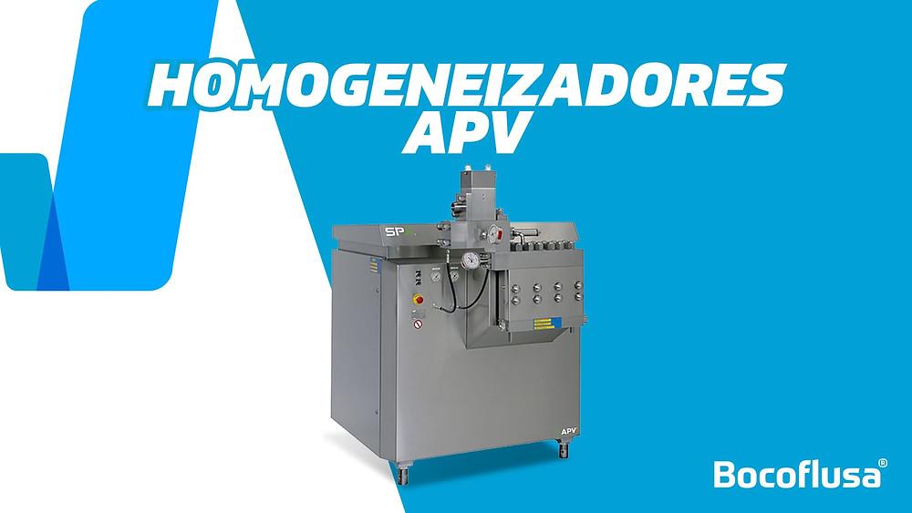 Homogeneizador APV