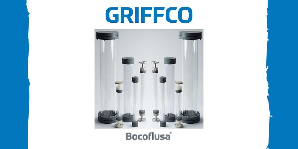 Columnas de calibración Griffco