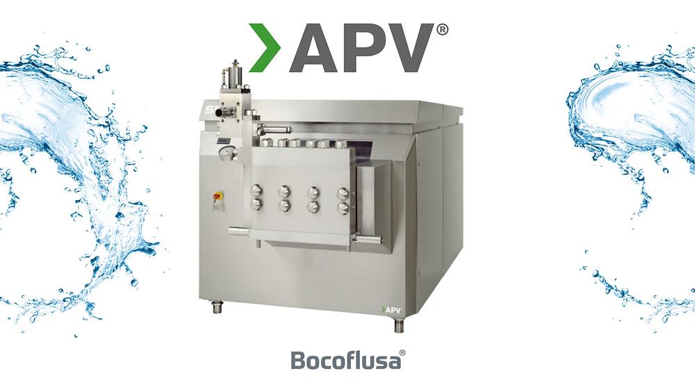 Homogeneizadores APV