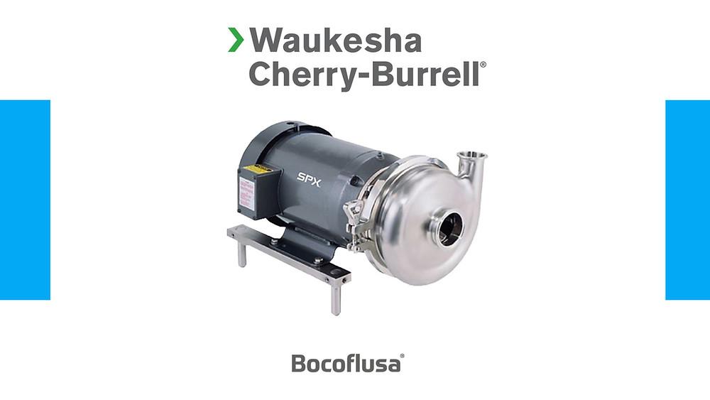 Bomba Waukesha Serie 200