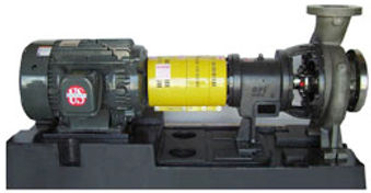 Bomba horizontal con impulsor semi abierto, ANSI, Serie 7071, Gusher Pumps, Bocoflusa