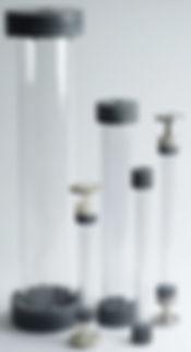 Columnas de Calibración de PVC, Griffco, Bocoflusa