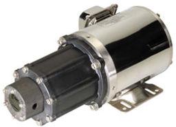Bomba de engranes externos rectos de cople magnético Serie Eclipse, Pulsafeeder, Bocoflusa