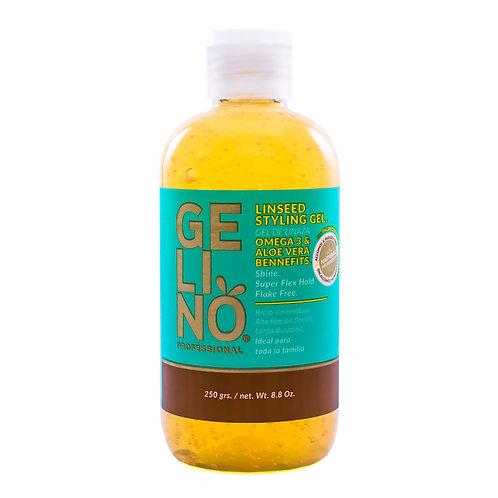 Gel de linaza natural para el cabello