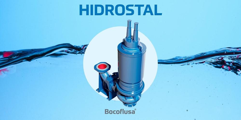 Bomba Hidrostal Bocoflusa