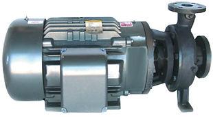 Motobomba horizontal, serie 7600H CC, Gusher Pumps, Bocoflusa