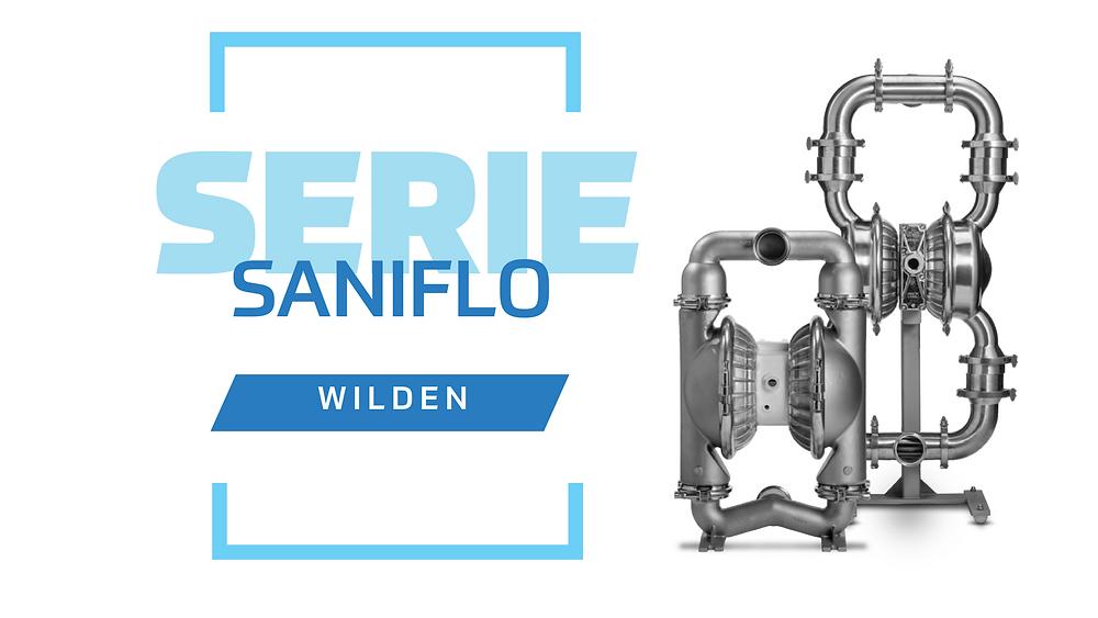 Serie Saniflo Wilden