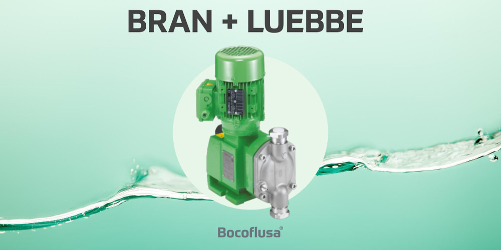 Bran + Luebbe Bomba