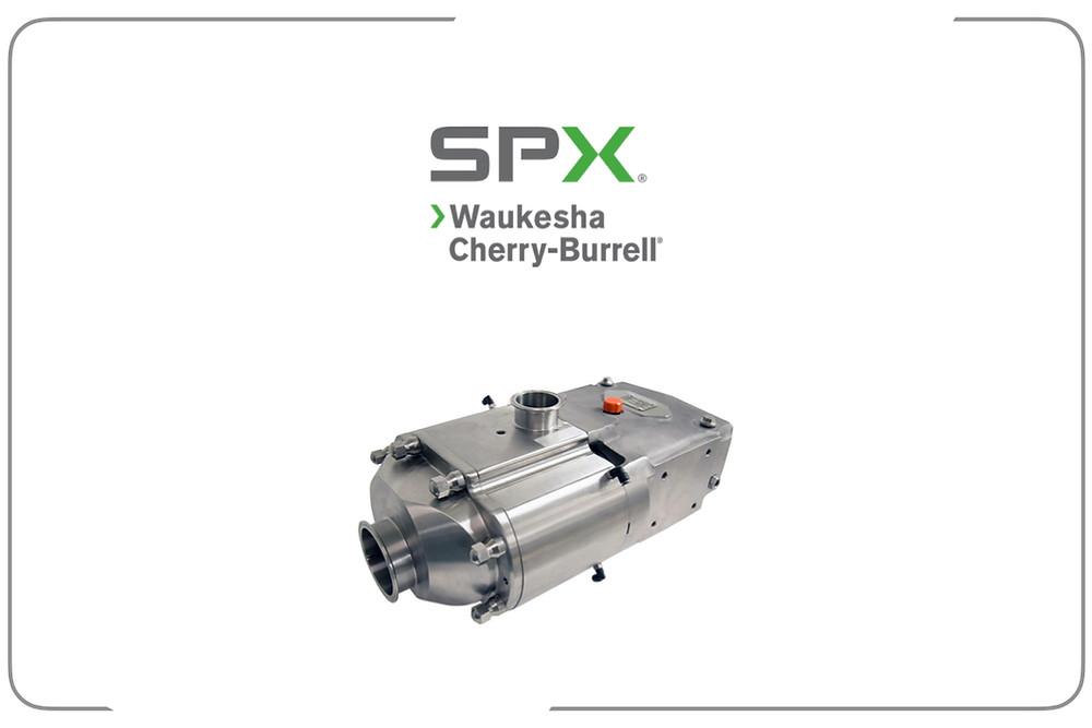 Bomba de doble tornillo Serie UTS SPX Waukesha Cherry-Burrell