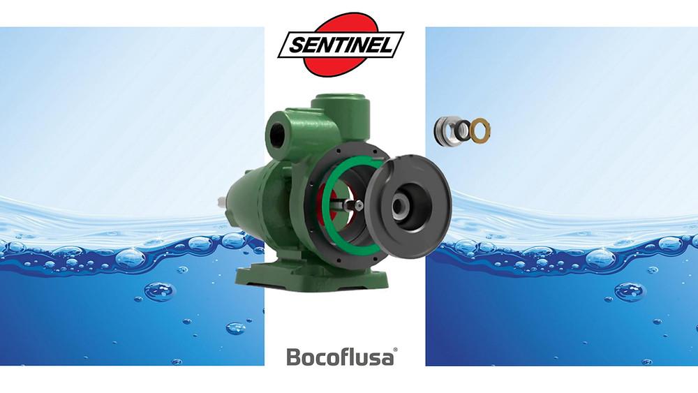 Bombas Sentinel, Bocoflusa