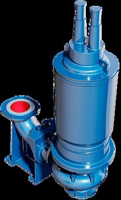 Bombas de alta eficiencia Hidrostal, Bocoflusa