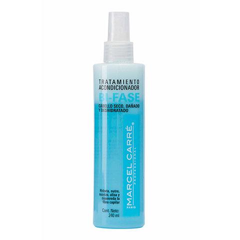 Tratamiento Acondicionador Bi-Fase para cabello seco, dañado y deshidratado