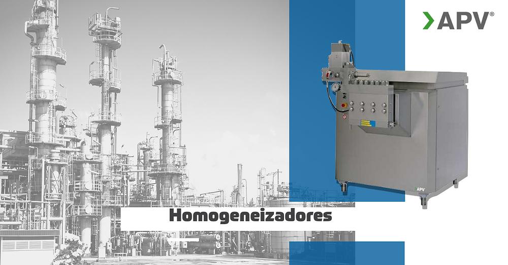 Homogeneizadores APV, Bocoflusa