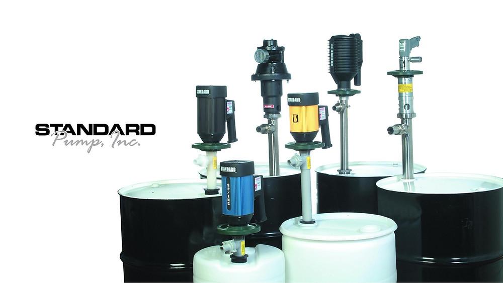BOCOFLUSA, Standard pump, bombas