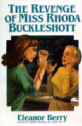 The Revenge of Miss Rhoda Buckleshott