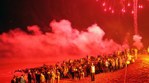 Community: Shoreham Bonfire Night