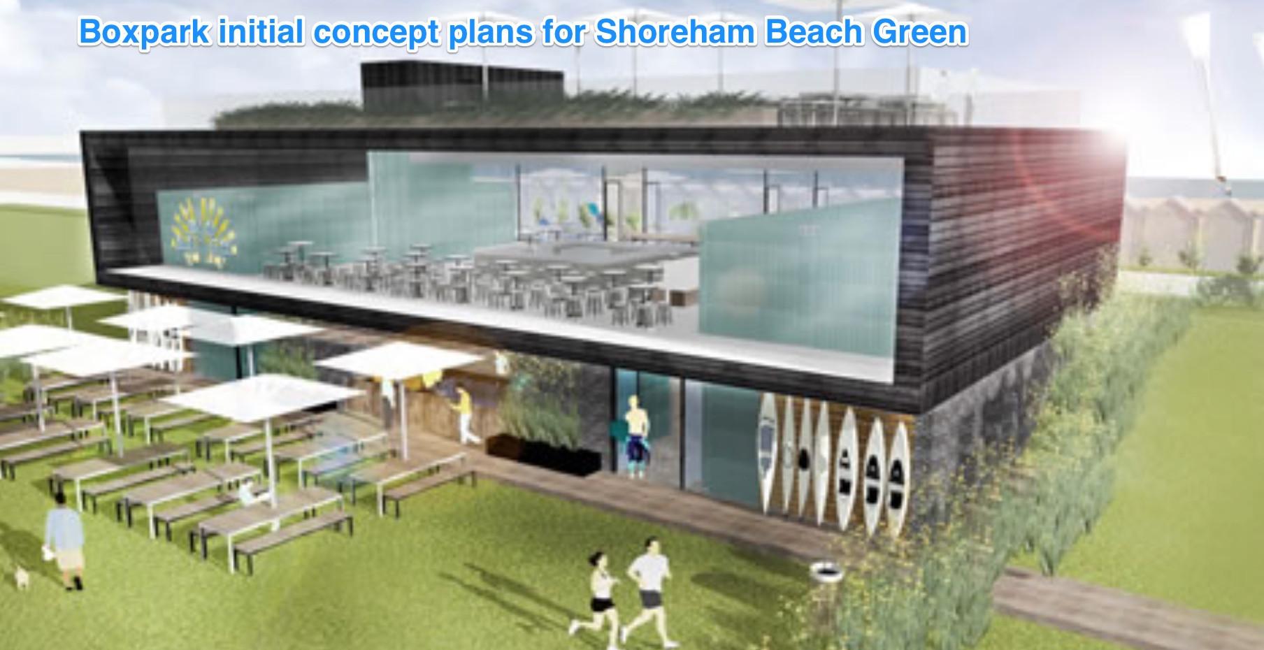 Beach Green Community Cafe developer chosen