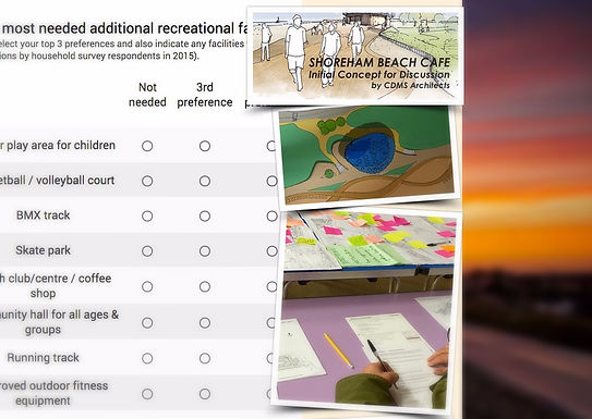 Green Space & Community Facilities survey now online