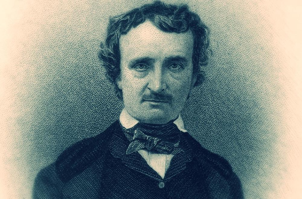 Famous Author Edgar Allan Poe