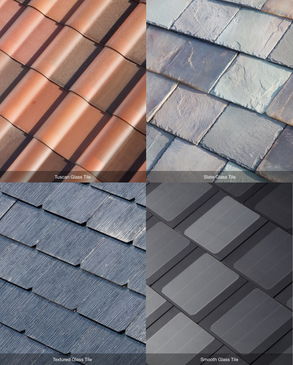 Integrated solar tiles