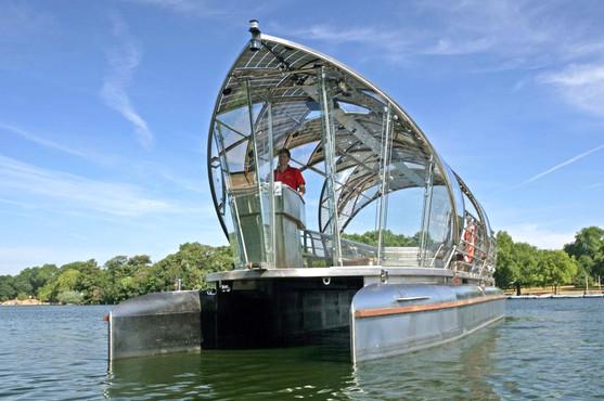 Solar ferry