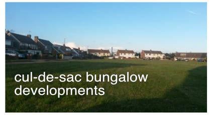 shoreham beach cul-de-sac bungalows