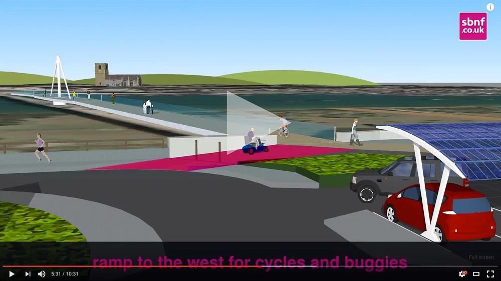 accessible ramps in Shoreham