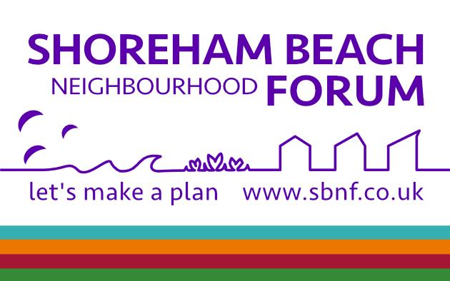 Shoreham Beach Neighbourhood Forum Structure (2020)