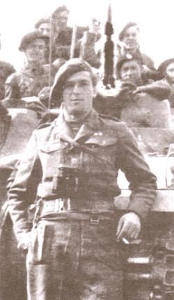 Fearless Lieutenant, 1945