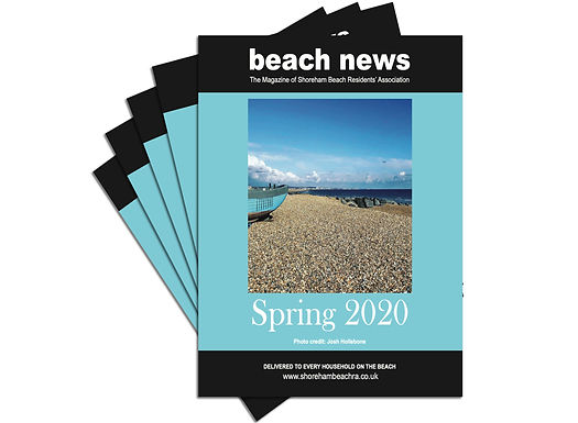 SBNF Spring 2020 Update for Beach News