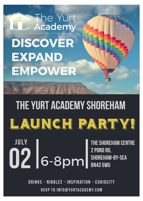yurt academy invite