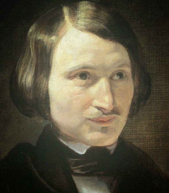 Famous Author Nikolai Gogol