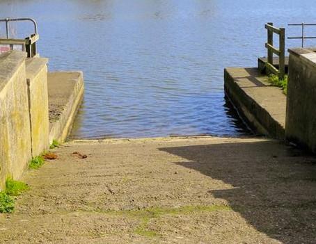 Public slipway