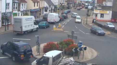 Tiny Norfolk roundabout is the biggest pinch-point