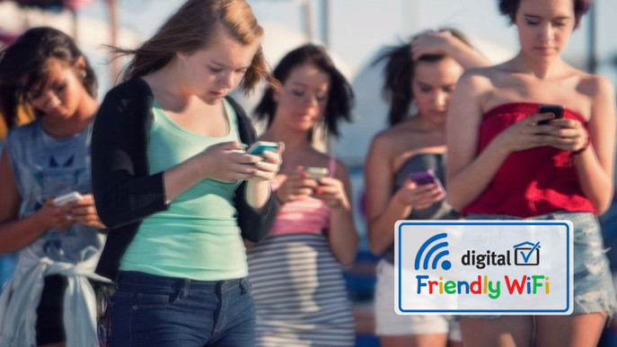 Shoreham Beach will strive to be a safe public wi-fi zone