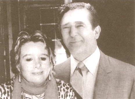 Photo of Eleanor Berry and Robert Maxwell