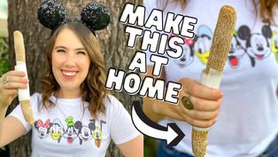 Disneyland Churros Recipe at Home