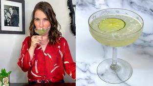 Gimlet & East Side Cocktail